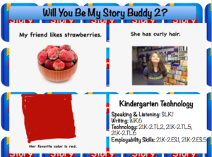 Will You Be My Story Buddy 2?
