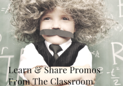 Learn & Share Promos